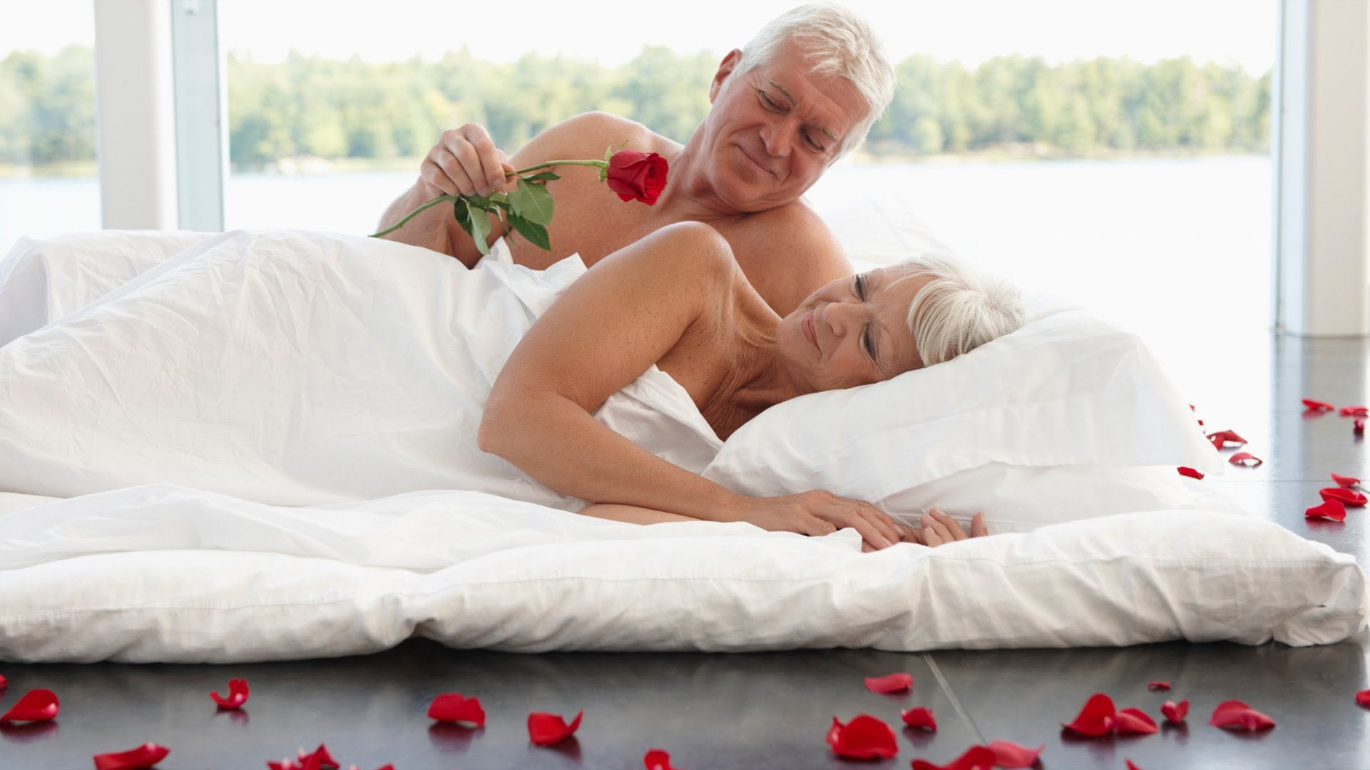 How to Spice Up the Sex Life of Older Couples