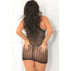 Rene Rofe - All Over Me Dress Costume Queen (Black)