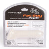 Perfect Fit - Fat Boy Thin Cock Sleeve Large (Clear) - PleasureHobby
