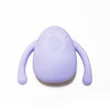 Dame Products - EVA Hands-Free Couple's Vibrator (Lavender) - PleasureHobby