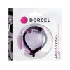 Dorcel - Adjust Cock Ring (Black) - PleasureHobby