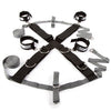 Fifty Shades of Grey - Keep Still Over the Bed Cross Restraint Set - PleasureHobby