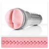 Fleshlight - Fleshjack Pink Endurance Jack Masturbator Ass Masturbator Gay Ass (Non Vibration) PleasureHobby