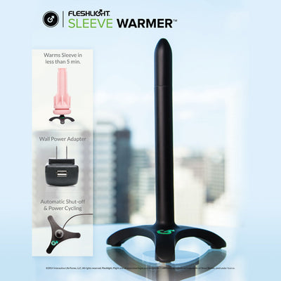 Fleshlight - Sleeve Warmer - PleasureHobby Singapore