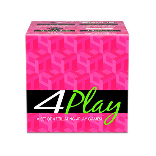 Kheper Games - 4Play Game - PleasureHobby
