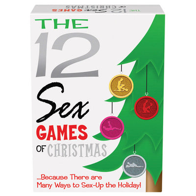 Kheper Games - The 12 Sex Games of Christmas - PleasureHobby Singapore
