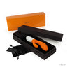 LELO - Ina 2 Rabbit Vibrator (Orange) - PleasureHobby