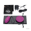LELO - Lyla 2 Wireless Remote Control Egg Vibrator (Deep Rose) - PleasureHobby
