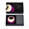 LELO - Ora 2 Vibrating Clit Massager  (Deep Rose) - PleasureHobby