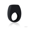 LELO - Tor 2 Vibrating Cock Ring (Black) Silicone Cock Ring (Vibration) Rechargeable PleasureHobby