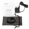 LELO - Tor 2 Vibrating Cock Ring (Black) - PleasureHobby