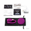 LELO - Tiani 3 Remote Control Couple's Massager (Deep Rose) - PleasureHobby