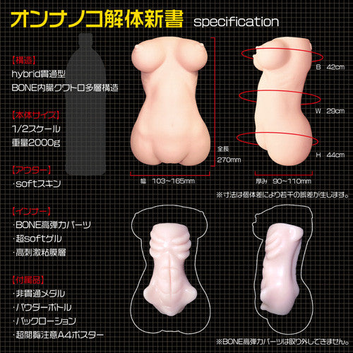 Magic Eyes - Anatomy of a Girl Masturbator - PleasureHobby
