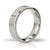 Mystim - His Ringness The Duke Stainless Steel Cock Ring 48mm (Polished)