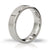 Mystim - His Ringness The Duke Stainless Steel Cock Ring 51mm (Polished)