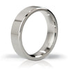 Mystim - His Ringness the Duke Stainless Steel Cock Ring 55mm (Polished) - PleasureHobby