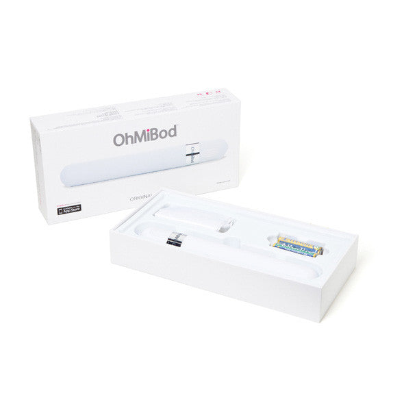 OhMiBod - Original 3.OH Music Vibrator - PleasureHobby