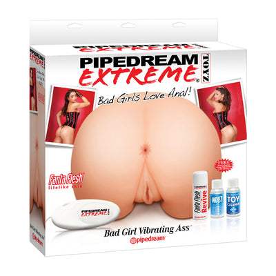Pipedream - Extreme Bad Girl Vibrating Ass Masturbator Masturbator Ass (Vibration) Non Rechargeable PleasureHobby