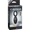 Pipedream - Fantasy C-Ringz Buzz Bomb Vibrating Cock Ring Silicone Cock Ring (Vibration) Non Rechargeable PleasureHobby