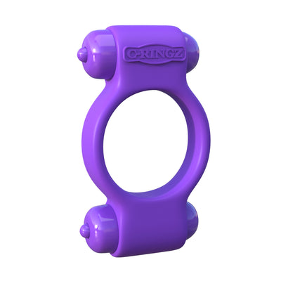 Pipedream - Fantasy C-Ringz Magic Touch Couples Ring (Purple) - PleasureHobby Singapore