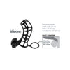 Pipedream - Fantasy X-tensions Deluxe Silicone Power Cage - PleasureHobby