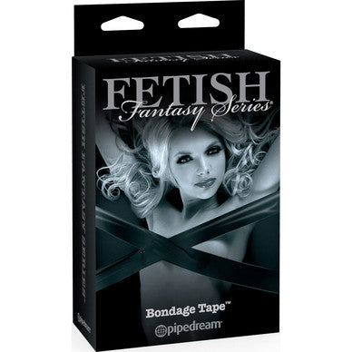 Pipedream - Fetish Fantasy Limited Edition Bondage Tape (Black) - PleasureHobby Singapore
