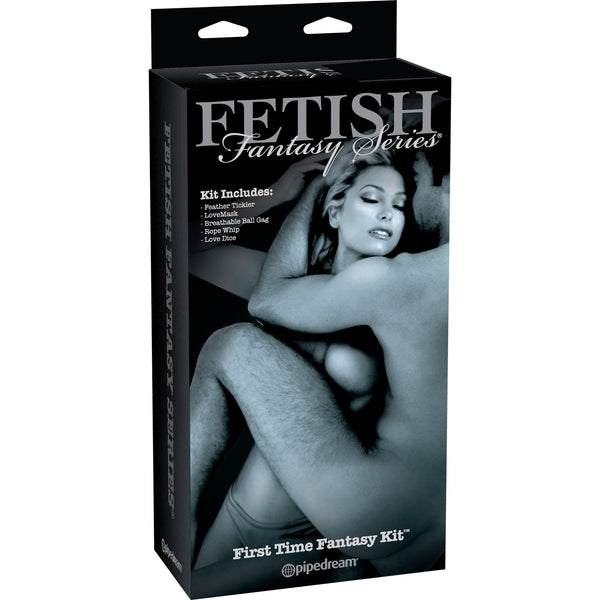 Pipedream - Fetish Fantasy Limited Edition First Time Fantasy Kit - PleasureHobby