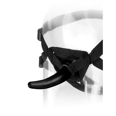 Pipedream - Fetish Fantasy Limited Edition The Pegger With Straps (Black) - PleasureHobby