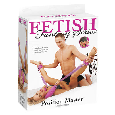 Pipedream - Fetish Fantasy Series Position Master Hand/Leg Cuffs PleasureHobby