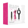 RocksOff - Feranti His & Hers Pleasure Set - PleasureHobby