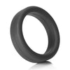 Tantus - Super Soft C-Ring (Black) - PleasureHobby