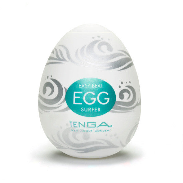 Tenga - Masturbator Egg Surfer - PleasureHobby