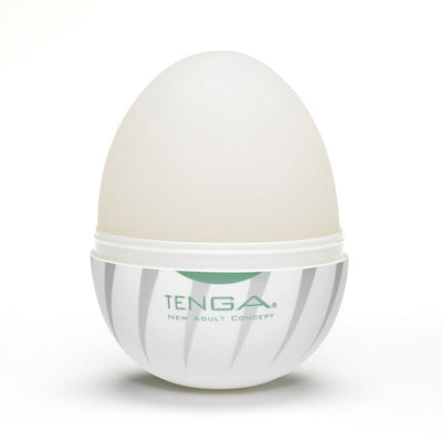 Tenga - Masturbator Egg Thunder - PleasureHobby