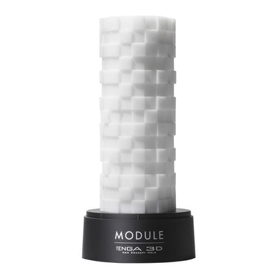 Tenga - 3D Module Masturbator - PleasureHobby Singapore