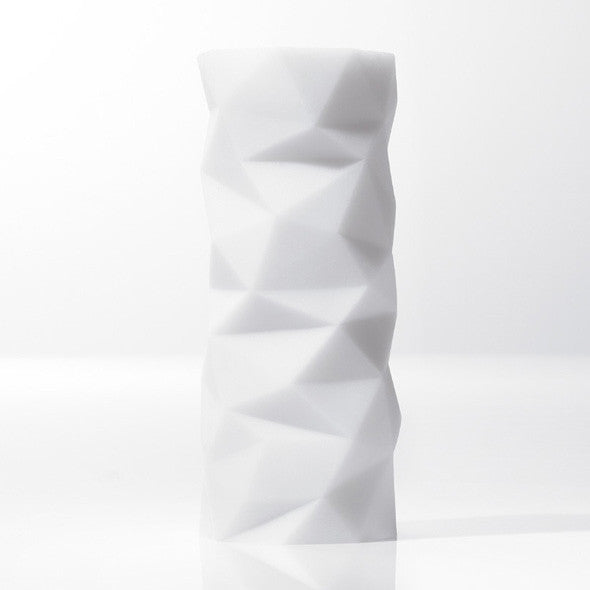 Tenga - 3D Polygon Masturbator - PleasureHobby Singapore