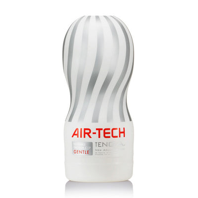 Tenga - Air-Tech Reusable Vacuum Cup Masturbator (Gentle) Masturbator Resusable Cup (Non Vibration) PleasureHobby