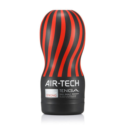 Tenga - Air-Tech Reusable Vacuum Cup Masturbator (Strong) Masturbator Resusable Cup (Non Vibration) PleasureHobby