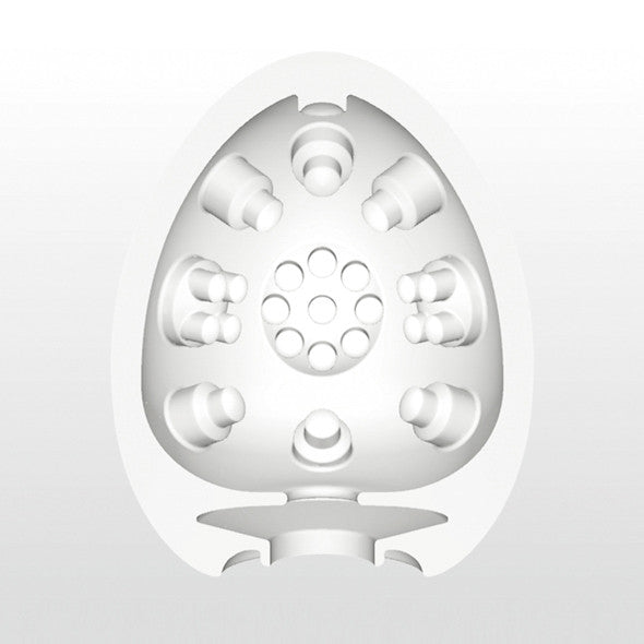 Tenga - Clicker Masturbator Egg - PleasureHobby Singapore