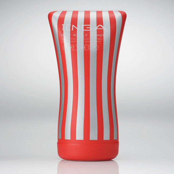 Tenga - Soft Tube Cup Masturbator - PleasureHobby Singapore