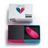 Vibease - iPhone & Android Vibrator (Pink) - PleasureHobby