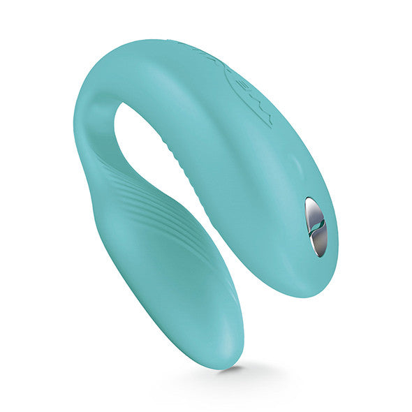 We-Vibe - Sync Couple's Vibrator (Aqua) - PleasureHobby Singapore