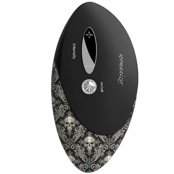Womanizer - W500 Pro Clit Stimulator (Tattoo) - PleasureHobby