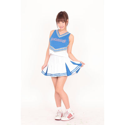 A&T - Blue Planet Cheerleader Costume (Multi Colour) Costumes PleasureHobby