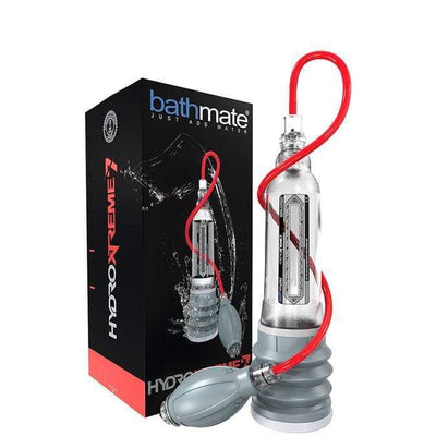Bathmate - Hydroxtreme7 Penis Pump (Clear) Penis Pump (Non Vibration) PleasureHobby