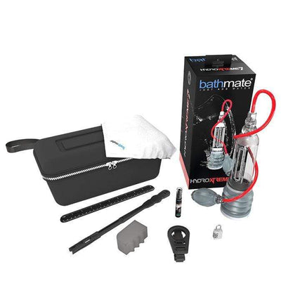 Bathmate - Hydroxtreme7 Penis Pump (Clear) | CherryAffairs Singapore