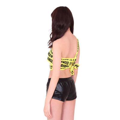 BeWith - Dangerous Cute Girl Costume (Yellow) | CherryAffairs Singapore