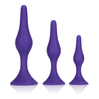California Exotics - Booty Call Booty Trainer Kit (Purple) | CherryAffairs Singapore