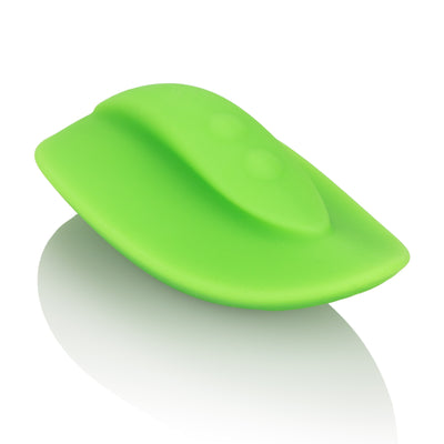 California Exotics - Mini Marvels Silicone Marvelous Teaser Clit Massager (Green) | CherryAffairs Singapore