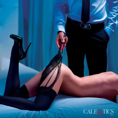 California Exotics - Scandal Flogger (Black) | CherryAffairs Singapore
