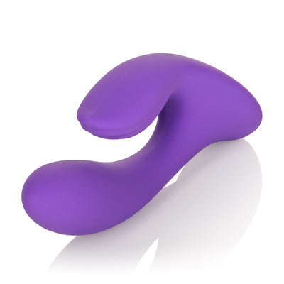 California Exotics - Silhouette S17 Rechargeable Rabbit Vibrator (Purple) | CherryAffairs Singapore
